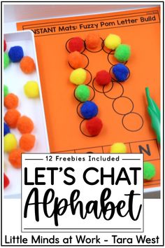 While you're learning the letters of the alphabet in kindergarten, the activities in this post are MUST HAVES! With a huge variety of engaging, hands on ways for kindergarten and preschool students to practice letters and alphabet concepts, it's packed with fun ideas for learning with young students. Click the pin to check out the alphabet activities and grab TWELVE free downloads while you're there!