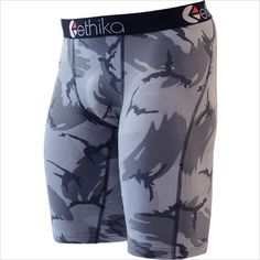 Ethika Men's Underwear The Staple Woodland Camo Men's Long Boxer-in Boxers from Men's Clothing & Accessories on Aliexpress.com | Alibaba Group
