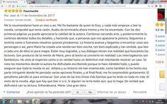 "Marie N. Vianco en Twitter: ""Espectacular comentario de 5 estrellas para #DesdeElTragaluz en #Amazon España. Seguimos ganando #lectores Gracias @joselosada86 por #leer… https://t.co/KA6JHtGdUJ"""