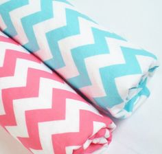 Blue or Pink Baby Blanket