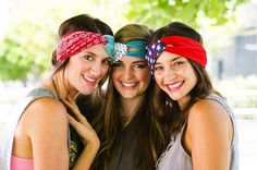 Make your own headband in just 15 minutes.