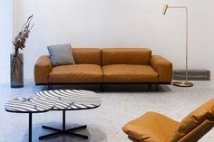 Le showroom Arflex à Paris