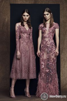The complete Zuhair Murad Pre-Fall 2018 fashion show now on Vogue Runway. - Zuhair Murad Pre-Fall 2018 Fashion Show Couture Fashion, Runway Fashion, Fashion Show, Fashion Tag, Vestidos Fashion, Fashion Dresses, Evening Dresses, Prom Dresses, Formal Dresses