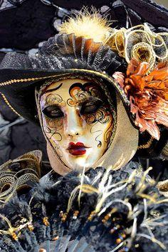 Venetian mask, Venice Carnival