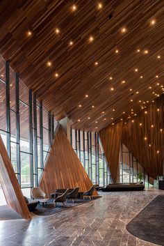Ruff Well Water Resort, Mian Yang, China | AIM ARCHITECTURE