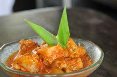 Chicken curry Maldivian style