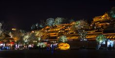 1 lijiang old town night - Nakhi people - Wikipedia, the free encyclopedia