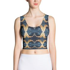 Pharaoh Crop Top  #new #bikini #summerholiday #beach #binkinimodel #bathers #swim #ilovebikinis #surfing #suntan