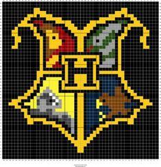 Stitch Fiddle is an online crochet, knitting and cross stitch pattern maker. Stitch Fiddle is an online crochet, knitting and cross stitch pattern maker.,ELEPHANT Stitch Fiddle is an online crochet, knitting and cross stitch. Cross Stitch Harry Potter, Harry Potter Crochet, Cross Stitch Pattern Maker, Cross Stitch Patterns, Colchas Harry Potter, Hama Beads Patterns, Crochet Patterns, Harry Potter Perler Beads, Pixel Crochet