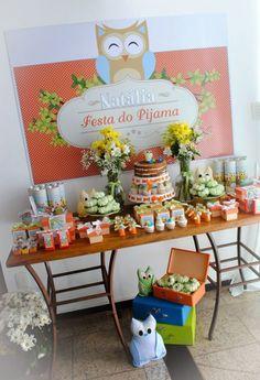 Festa do Pijama - 40 inspirações para encantar