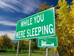 """If you have some sleepy passengers in the car, you should definitely play """"While You Were Sleeping."""""""