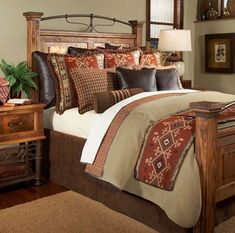 southwestern bedroom | Oro Valley Southwestern Bedding - Free Shipping!