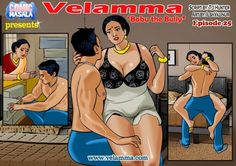 Velamma Comics Episode 25 English