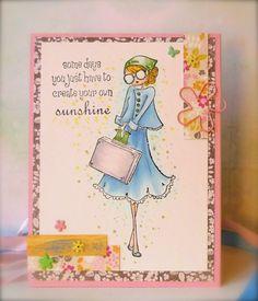 Synnøves Papirverksted: Create your own sunshine