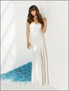 After Six Wedding Dresses by Dessy S1021