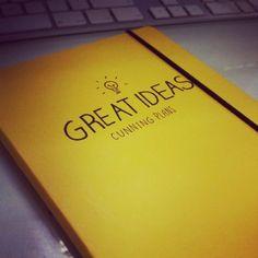 Fancy - Great Ideas Notebook