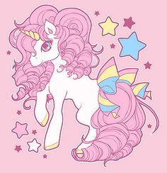 see this is why I wanna dye my hair a bunch of crazy colors. my little pony inspired