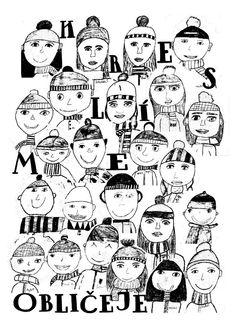 3. Základní škola Holešov - 4B Peanuts Comics