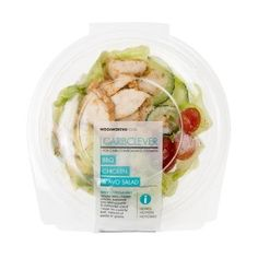 CarbClever BBQ Chicken & Avo Salad 250g   Woolworths.co.za Vegetable Salad, Bbq Chicken, Salads, Herbs, Pasta, Fruit, Vegetables, Food, Vegetable Recipes