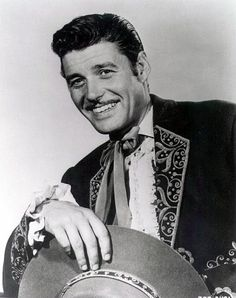 "6. Guy Williams :) My first or second love :) And my mother. When she was little girl she watched ""Zorro"" after school and when I was little girl she showed me ""Zorro"" Diego and of course Guy became my perfect man :) He had such a beautiful and HAPPY smile :D He charmed me with his sincerity in the eyes and smile. And acting talent :) And that's how great it looked riding horse :) My dearest Guy <3"