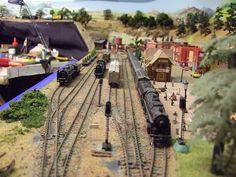 Yosemite Valley Model Railroad | by yvrailroader98