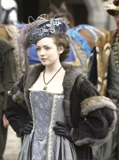 The Enchanted Garden | Sarah Bolger as Mary Tudor in The Tudors (TV...