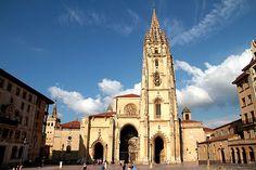 oviedo catedral - Cerca con Google