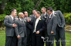 Groomsmen anyafoto.com, wedding, men's fashion, gray groomsmen suit, groomsmen suit ideas