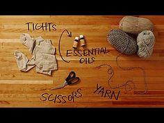DIY Wool Dryer Balls - YouTube