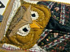 Owl coasters