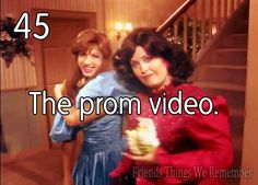 "Friends Things We Remember ""Prom video"""