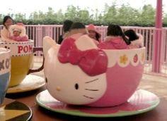 Hello Kitty Theme Park in China? YAY! | LUUUX