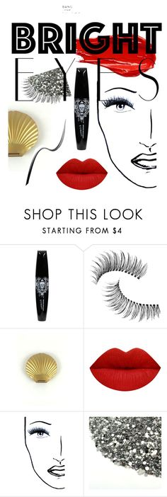 """""""Poison ❤"""" by marikiki1 on Polyvore featuring beauty, Urban Decay, Trish McEvoy, Too Faced Cosmetics and brighteyes"""