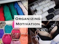 Organizing Motivation! - YouTube