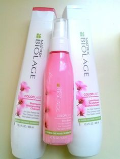 Review, Ingredients: New Matrix Biolage Line – Find Your Perfect HairCare Match: COLORLAST ORCHID #bstat