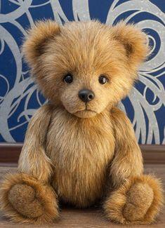 Beautiful teddy bear Beautiful teddy bear Source by Tatty Teddy, Large Teddy Bear, Baby Teddy Bear, Knitted Teddy Bear, Teddy Bear Toys, Vintage Teddy Bears, Cute Teddy Bears, Crochet Bear, Ours Boyds