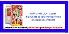 Chocolate Slim Quieres Comenzar a Bajar de Peso? Opiniones y Precio
