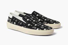 saint-laurent-printed-canvas-slip-on-sneakers