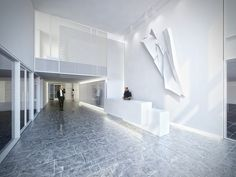 VINCI Partners International Headquarters / Richard Meier