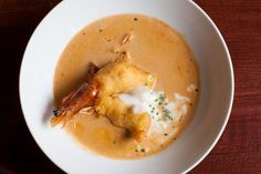 lobster bisque @ maverick (3316 17th st.)