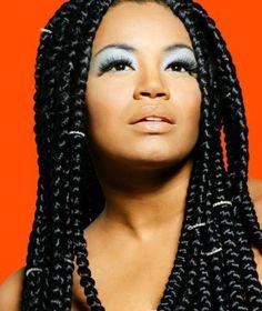 tranças afro femininas