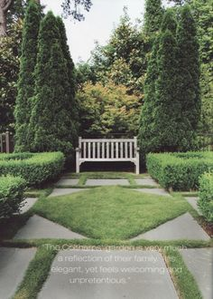 Design Chic: Things We Love: Garden Benches