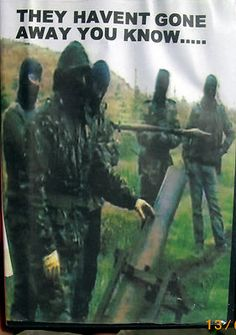 DVD IRA Irish Republican Army boxed set of 10 DVDs They Haven't Gone away You Kn
