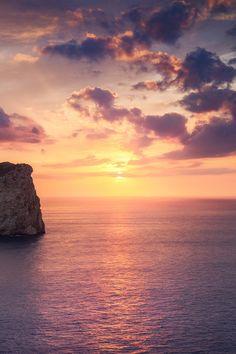 0rient-express:  sunset at cap de formentor #2| byDennis Fischer| Website.