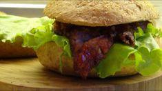 Rib Burger - супер-мега перекус || Как вкусно приготовить рёбрышки || Ribs