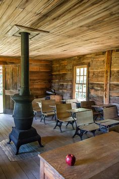 One Room Schoolhouse - Bing images