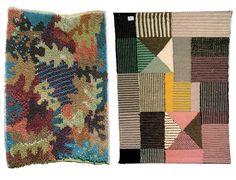 German textile designerGunta Stölzl was instrumental in developing the Bauhaus school's of weaving workshops