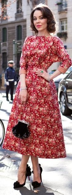 Ulyana Sergeenko-her stile is perfect!!!
