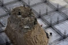 20 Photos: Mound Of Grave Amid Construction Activity in China