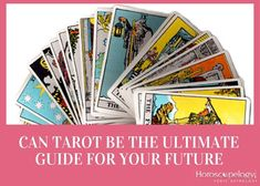 Tarot Cards don't shape your future. These are just a medium that introduces you to your future. It is you who is responsible for creating your upcoming life. Here Read more.